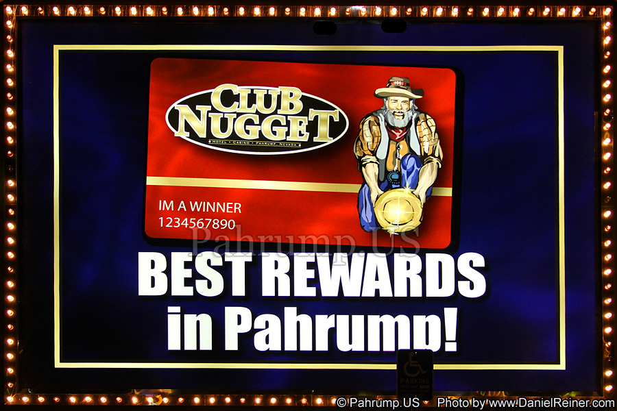 Image of Club Nugget Rewards