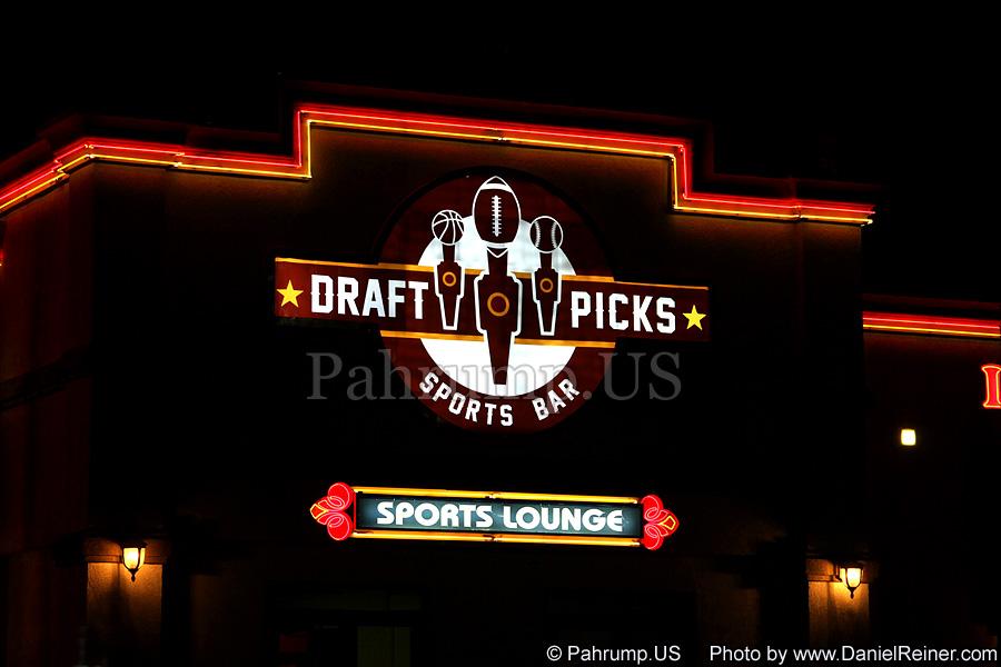 Draft Picks Sports Bar in Pahrump