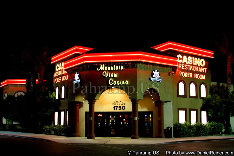 Mountain View Casino in Pahrump
