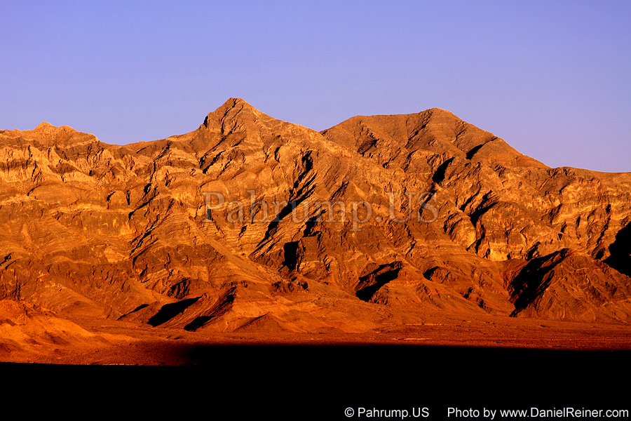 Mountains near Pahrump