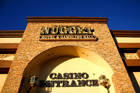 entrance to Pahrump Nugget