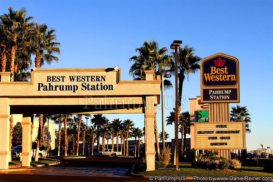 Pahrump Best Western Hotel